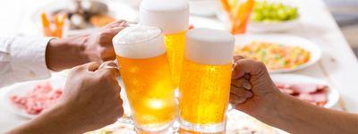 ビアガーデンのビール.jpg